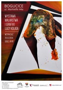 Wystawa prac Luizy Kolasa